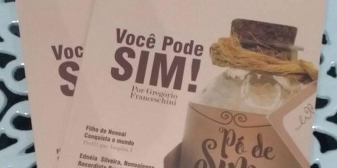 Pó de Sim! Matéria da Capa da Revista Muy Guapa